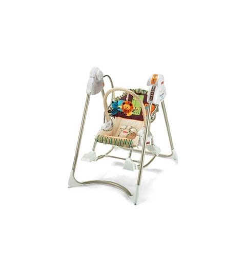 Fisher Price Smart Stages 3 In1 Rocker Swing M5594