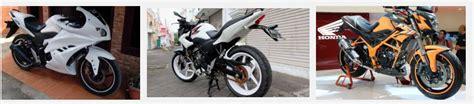 Tas Motor Untuk Satria Fu gambar foto modifikasi cb150r streetfire fairing velg