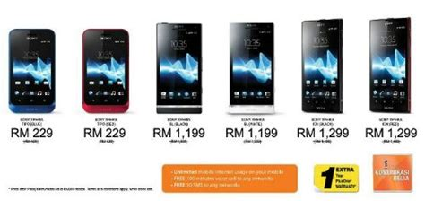 Handphone Sony Malaysia handphone sony experia smart phone price harga sz my shop zone malaysia