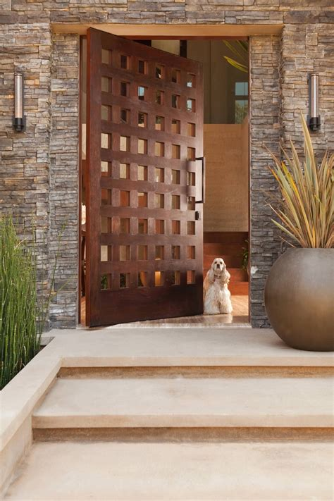 entrance design 50 modern front door designs