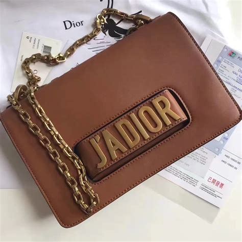 J Flap Bag With Chain Blue original j adior flap bags with chain in coffee