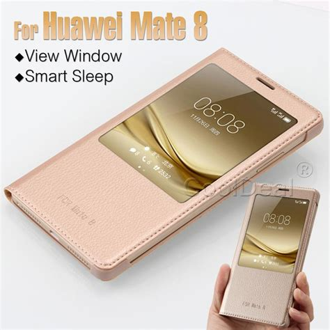 Always In Fashion Luxurious Leather by Original Style Luxury Pu Leather Cover Cases For Huawei
