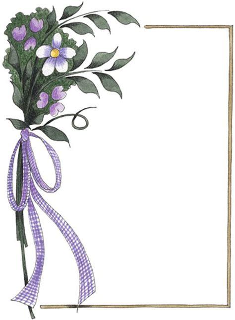 flores de hojas para imprimir bordes decorativos bordes decorativos de flores para imprimir