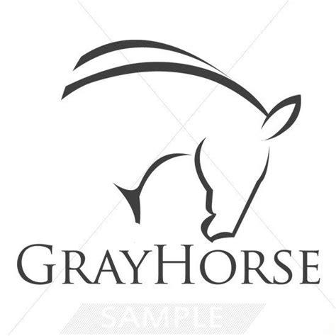 design logo horse premade logo design horse