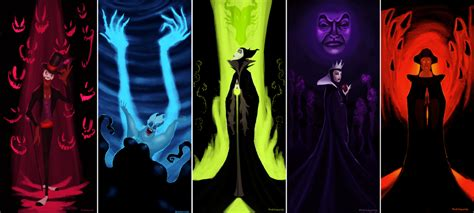 disney villain wallpaper tumblr disney villains by matthoworth on deviantart