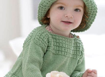 boat neck baby sweater knitting pattern baby boat neck sweater and sun hat free pattern to