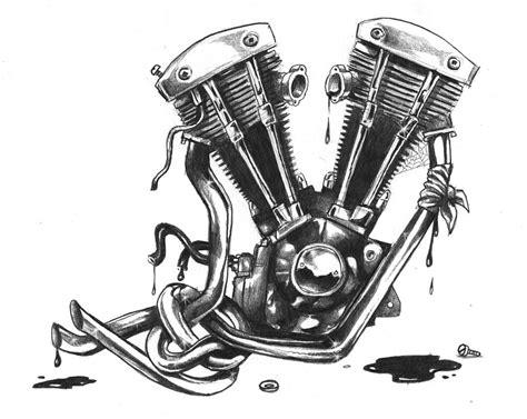 shovel drawing by jon towle