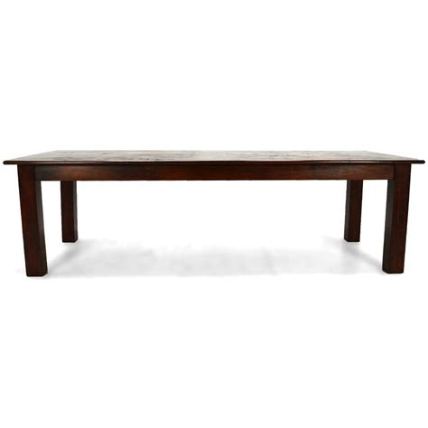 108 Dining Table Cheyenne 108 Quot Dining Table Rustic Tobacco Home Source Furniture