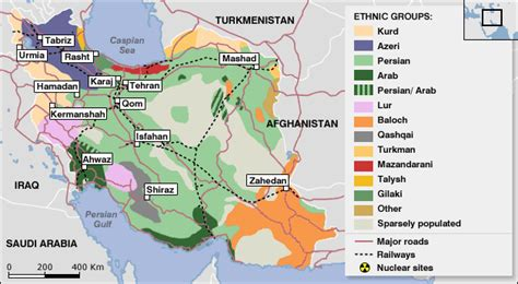 middle east map ethnic groups 187 persians and others iran s minority politics middle