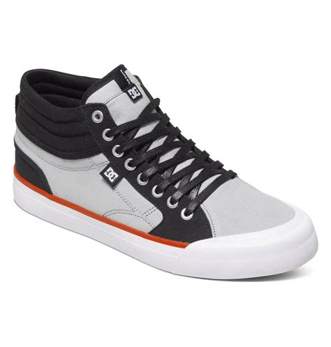 Dc Mens Evan Smith Hi Shoe s evan smith hi high top shoes 888327445885 dc shoes