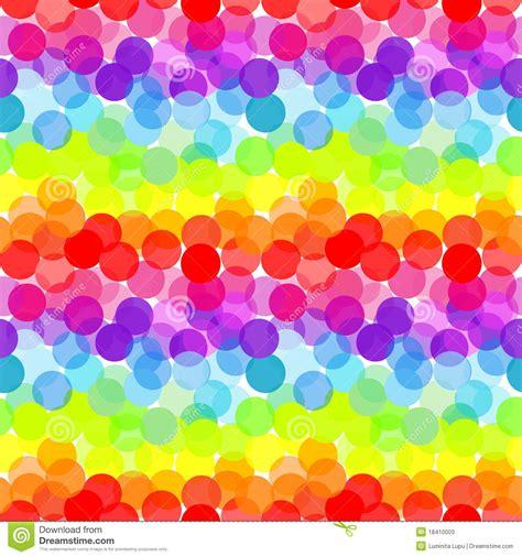 rainbow pattern seamless abstract rainbow seamless pattern stock illustration