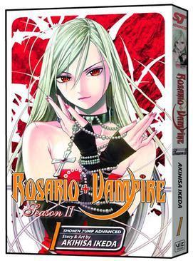rosario vire season 3 list of rosario season ii chapters
