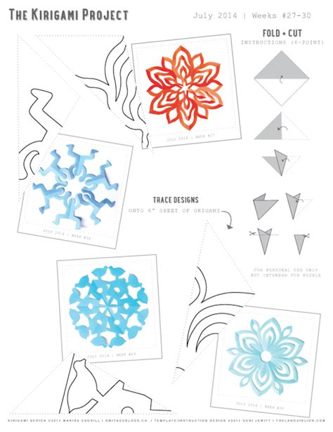 free printable kirigami templates image gallery kirigami templates to print