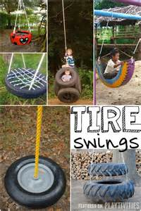 How to make a tyre swing galleryhip com the hippest