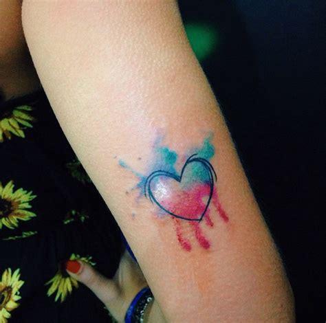 watercolor tattoo yorkshire felipe bernardes paix 227 o por cores e pela arte na pele