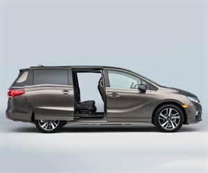 Odyssey Honda 2018 Honda Odyssey Release Date Redesign