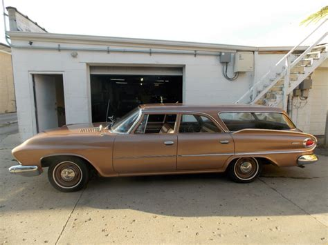 1961 Dodge Pioneer Station Wagon for sale