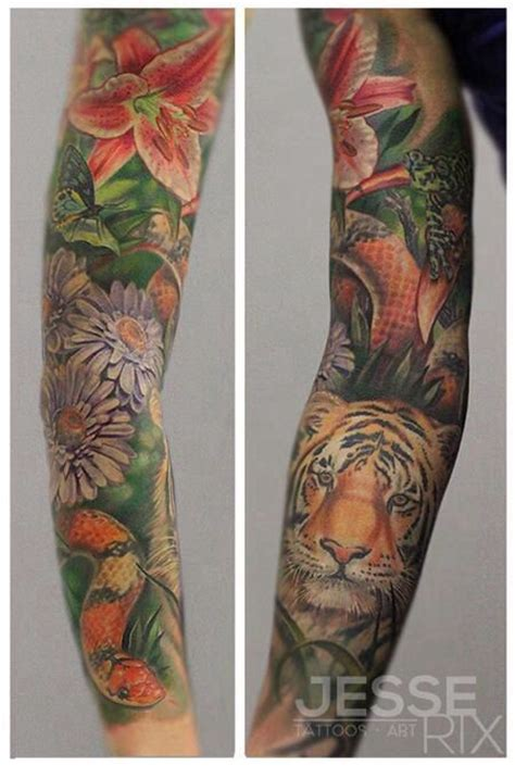 jungle theme tattoos 51 best images about jungle theme tattoos on
