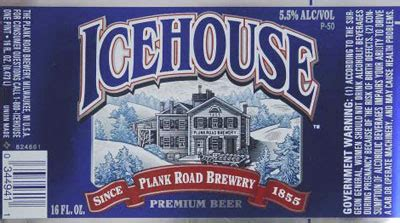 ice house beer miller icehouse beer review