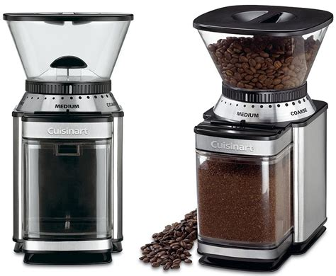 Coffee Grinder Review: Cuisinart DBM 8 Supreme Grind Automatic Burr Mill » The Coffee Aficionado