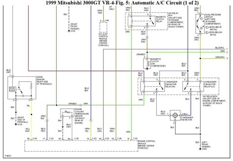 1994 3000gt vr4 engine diagram wiring schematic wiring