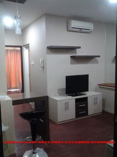 Paket Interior Furniture Apartement Set Tipe 2 Bedroom Kamar Tidur 1 paket interior 2 bed room furnish