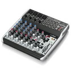 Mixer Behringer Di Malang behringer xenyx q1202usb premium mixer a 12 ingressi 2