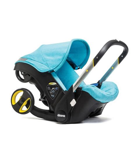 doona infant car seat that converts to a stroller doona infant car seat sky turquoise