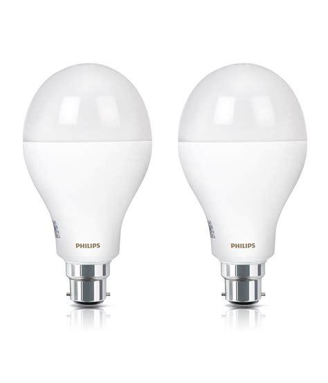 buy philips led light bulbs philips 17w pack of 2 led bulb buy philips 17w pack of 2