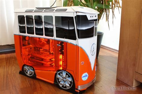 smooth creations customized volkswagen bus pc review   smooth creations volkswagen