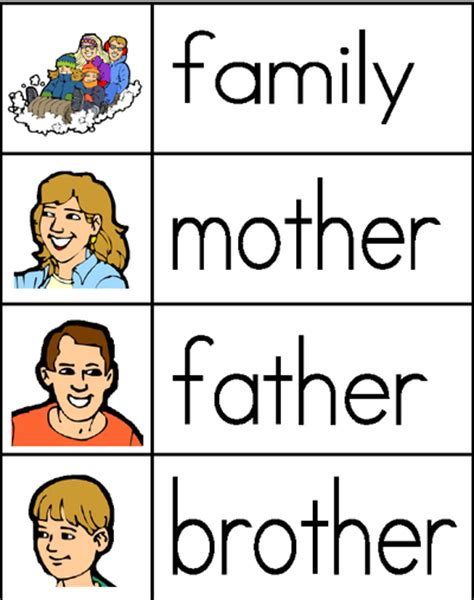 imagenes sobre la familia en ingles 7 learn new vocabulary 10 tips how can you improve your