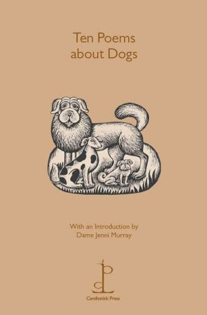 poems about dogs ten poems about dogs candlestick press poetry phlets