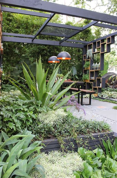 Modern Garden Ideas 50 Modern Garden Design Ideas To Try In 2017