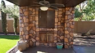 decorative walls valley view landscaping