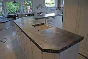 willow decor zinc counters zinc tables