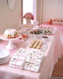 bridal showers martha stewart weddings