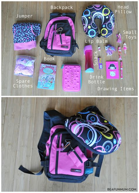 taking a on a plane plane travel backpack for be a
