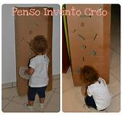Giochi Da Fare In Casa Per Bambini 0 A 2 Anni  Penso Invento