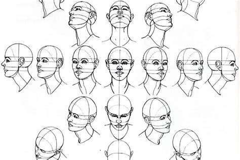 pattern on how to sketch face how to draw a face easy tutorial youtube