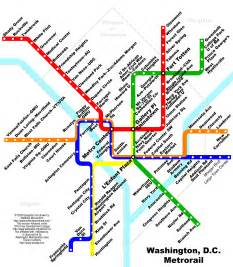 Metro Map Washington Dc by Landofrye Profiles In Transit Washington D C Vs Los