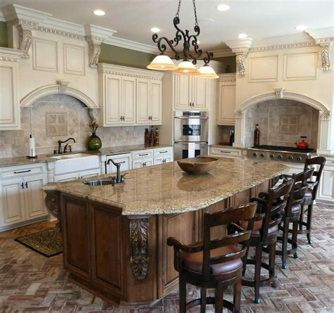 Kitchen Islands That Look Like Furniture Like Furniture Unique Kitchen Custom Kitchen Islands Custom Islands That Look Like Furniture