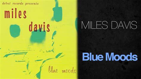 Blue Mood davis blue mood 1955 album