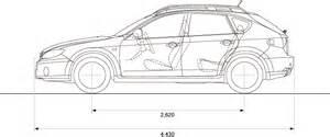 Subaru Crosstrek Dimensions Yellow Interior 600x289 At Official 2017 Subaru Brz Series