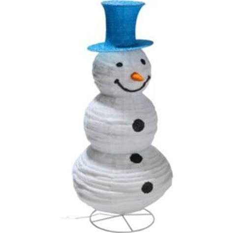 buy pop up snowman outdoor christmas decoration at argos