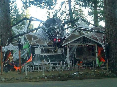 halloween decorated homes 12 epic halloween home decorations nightmare before