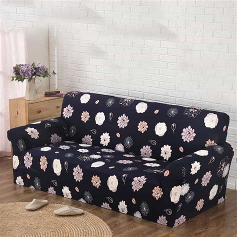black and white sofa and loveseat black and white floral printed loveseat sofa gallery