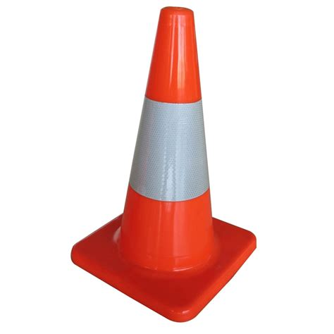 bastion 450mm reflective traffic cone bunnings warehouse