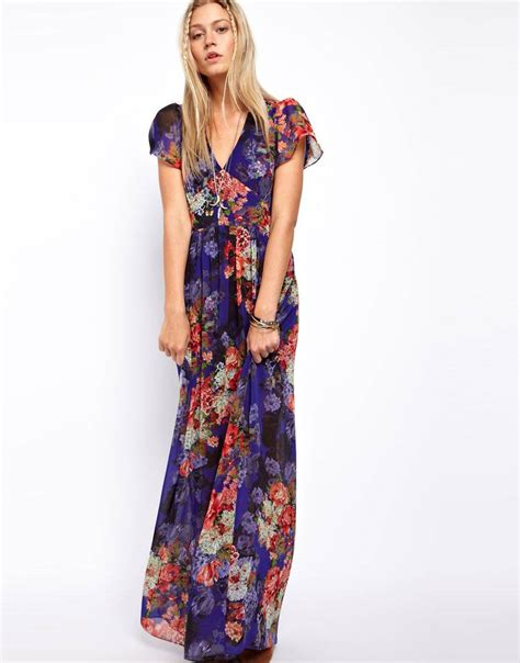 maxi flowery dress floral maxi dress dressed up
