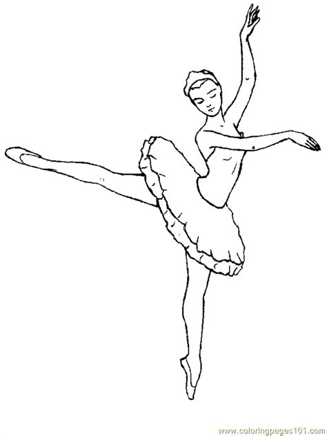 dance coloring pages free printable coloring pages dancing 01 entertainment gt dancing free