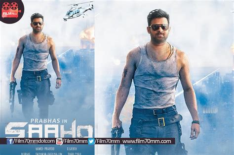 Sahoo action Episodes to be shot in abroad | Film70mm